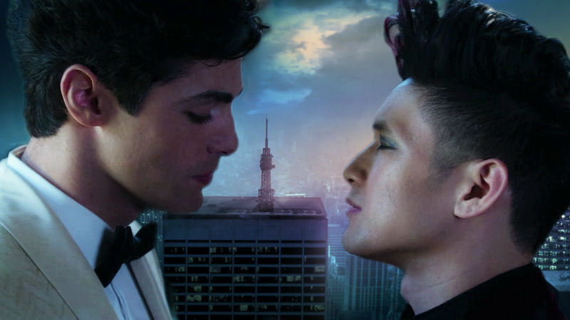 Shadowhunters - Relive The Malec Wedding Kiss With Commentary By The Cast & Crew! - Thumb