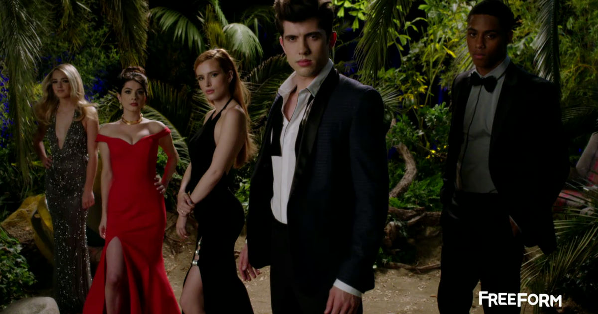 Shadowhunters - You Will LOVE Freeform's New Series Famous In Love! - 1003