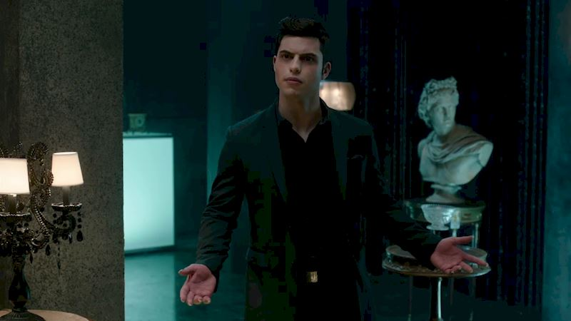 Shadowhunters - [QUIZ] How Closely Did You Watch Episode Three? - Thumb