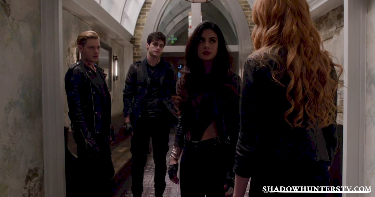 Shadowhunters - 31 Big Things We Learned From Shadowhunters Episode 3 - 999