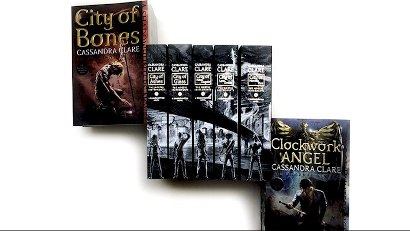 Shadowhunters - Group Binge Reading: The Mortal Instruments!  - Thumb
