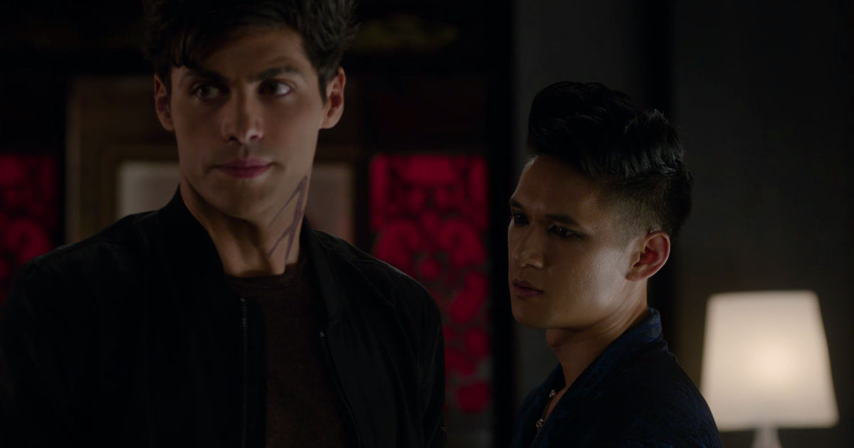 Shadowhunters - 20 Ways We Are All Magnus When We Have A Crush On Someone! - 1018