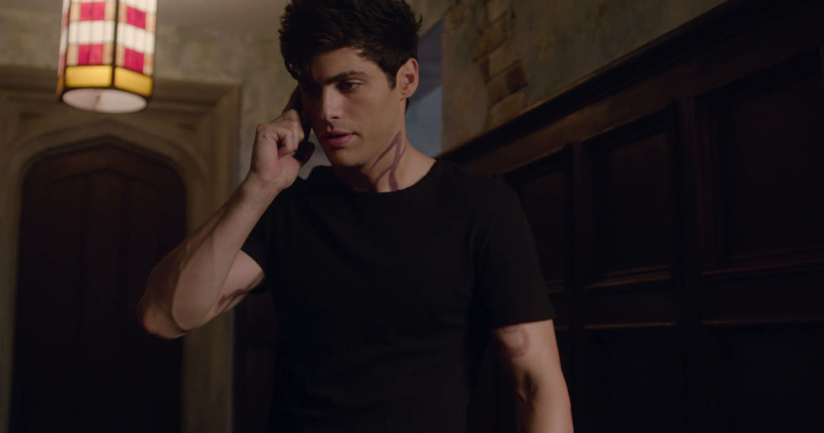 Shadowhunters - 20 Ways We Are All Magnus When We Have A Crush On Someone! - 1007