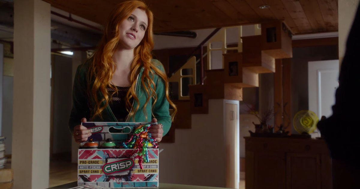 Shadowhunters - 19 Reasons Clary Was So Lucky To Have Luke As Her Dad! - 1001