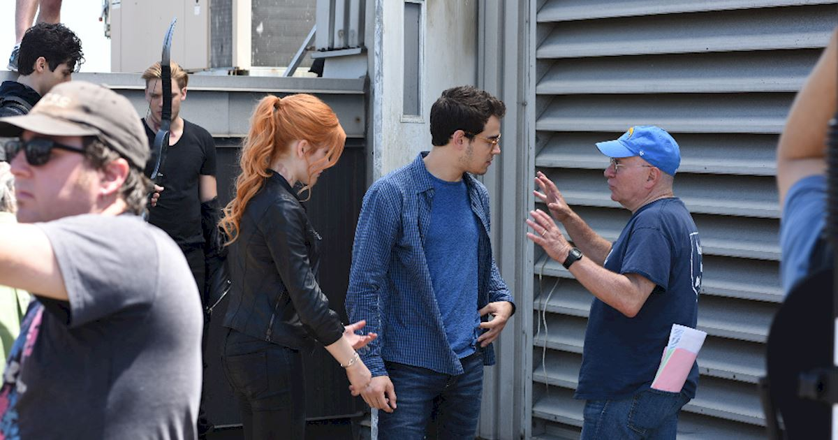 Shadowhunters - [PHOTOS] Episode 103: Behind The Scenes - 1003