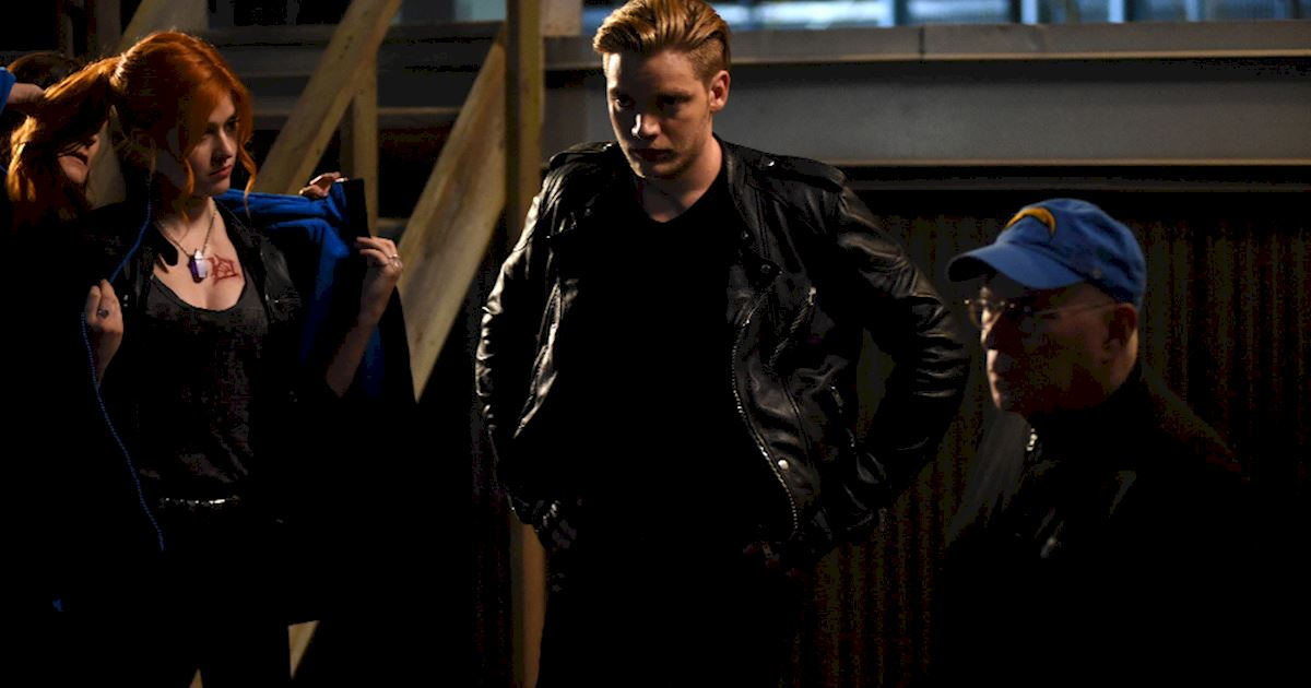 Shadowhunters - [PHOTOS] Episode 103: Behind The Scenes - 1011