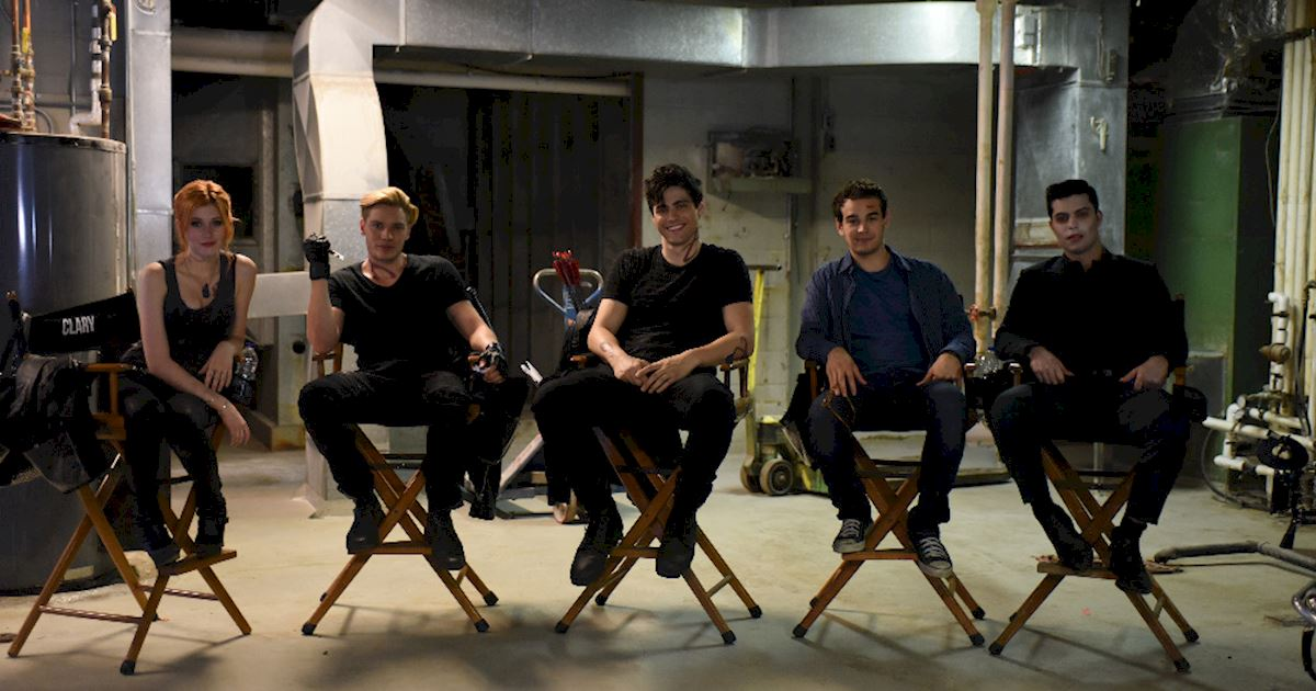 Shadowhunters - [PHOTOS] Episode 103: Behind The Scenes - 1002
