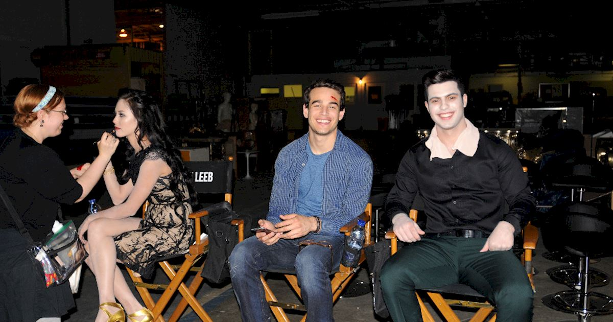 Shadowhunters - [PHOTOS] Episode 103: Behind The Scenes - 1005