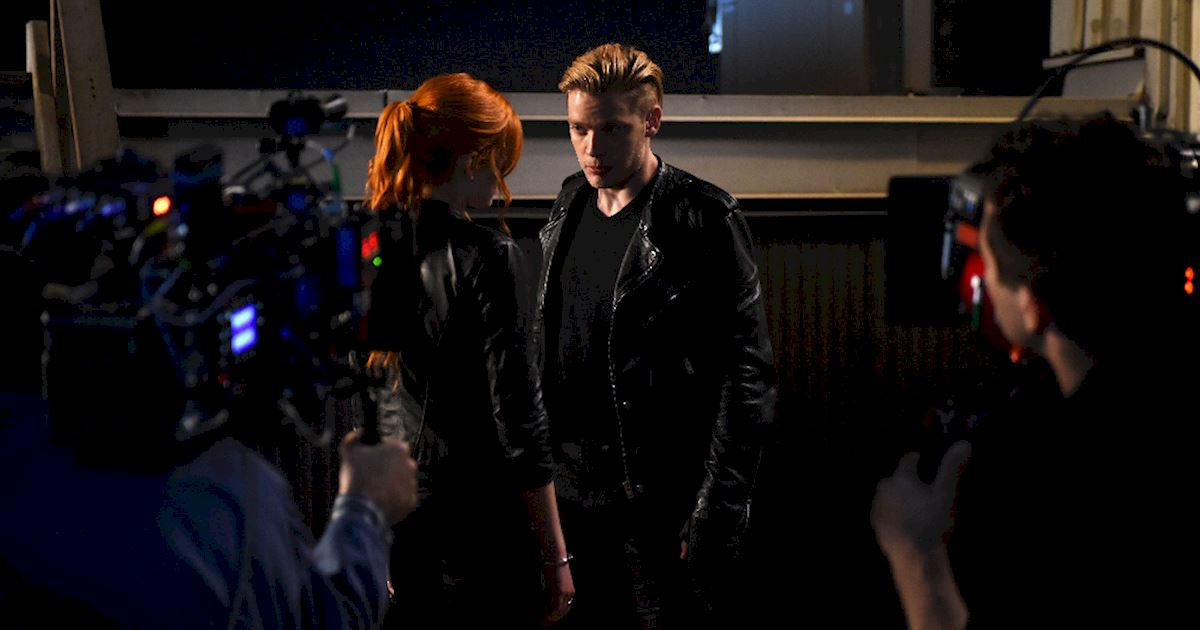 Shadowhunters - [PHOTOS] Episode 103: Behind The Scenes - 1010