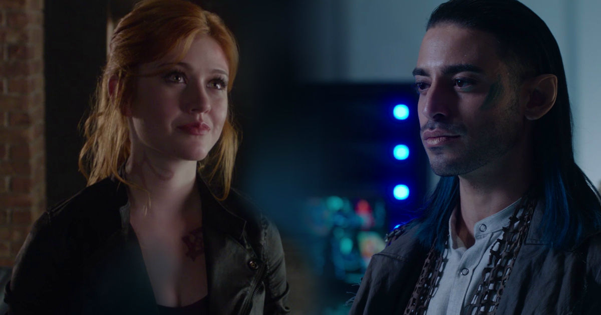 Shadowhunters - 8 Friendships We Really Want To See In Season 2 Of Shadowhunters! - 1007