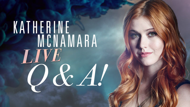Shadowhunters - Did You Miss Kat McNamara's Fan Q&A Special? - Thumb