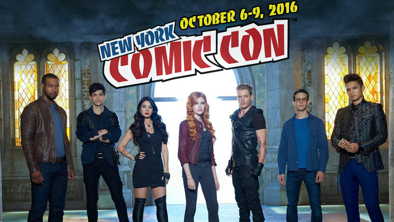 Shadowhunters - Shadowhunters To Debut An Exclusive First Look at the New Season! - Thumb