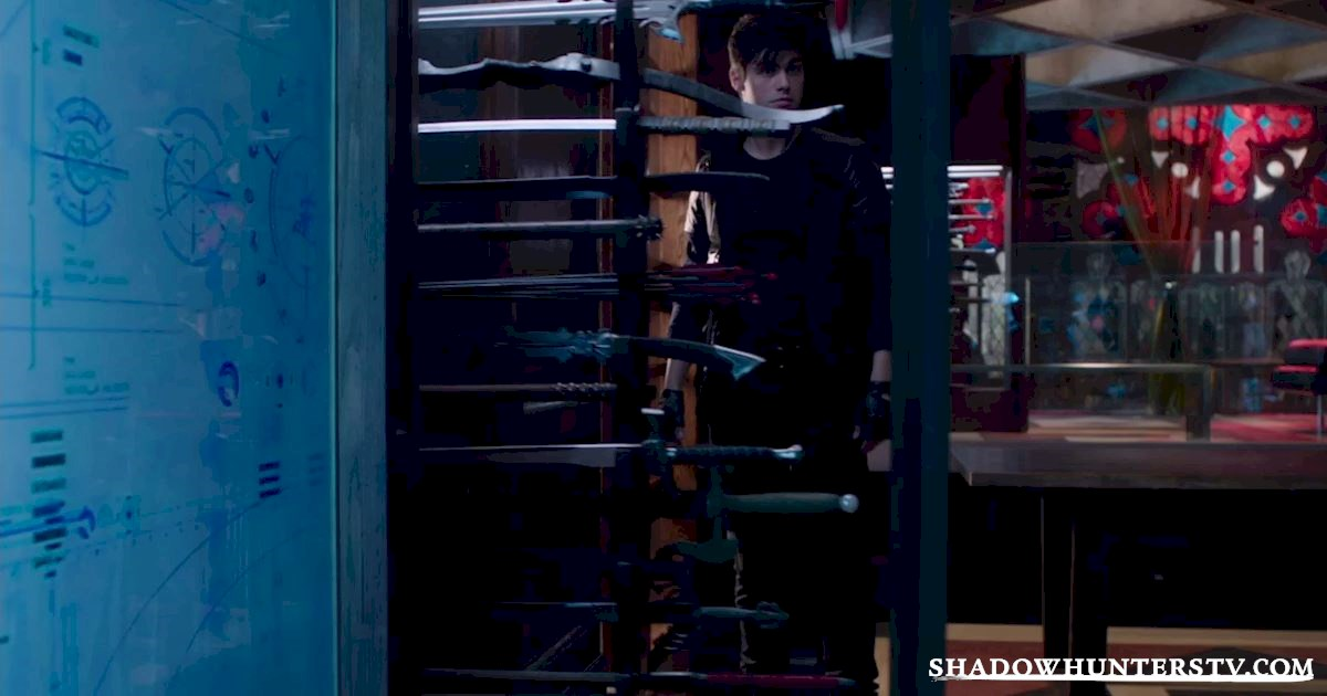 Shadowhunters - 10 Reasons Why Weekends Would Be Way More Fun In The Shadow World - 1002