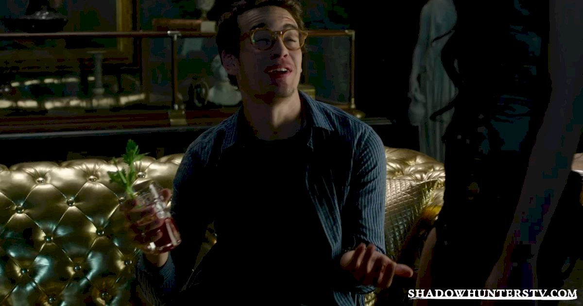 Shadowhunters - 10 Reasons Why Weekends Would Be Way More Fun In The Shadow World - 1008
