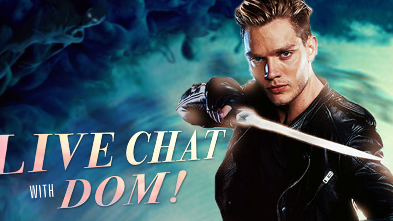 Shadowhunters - Have You Seen The Best Bits Of #DomTakeover? - Thumb