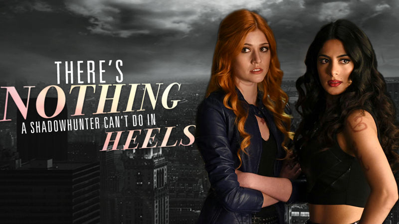 Shadowhunters - 10 Times Clary And Izzy Rocked Our Worlds - Thumb
