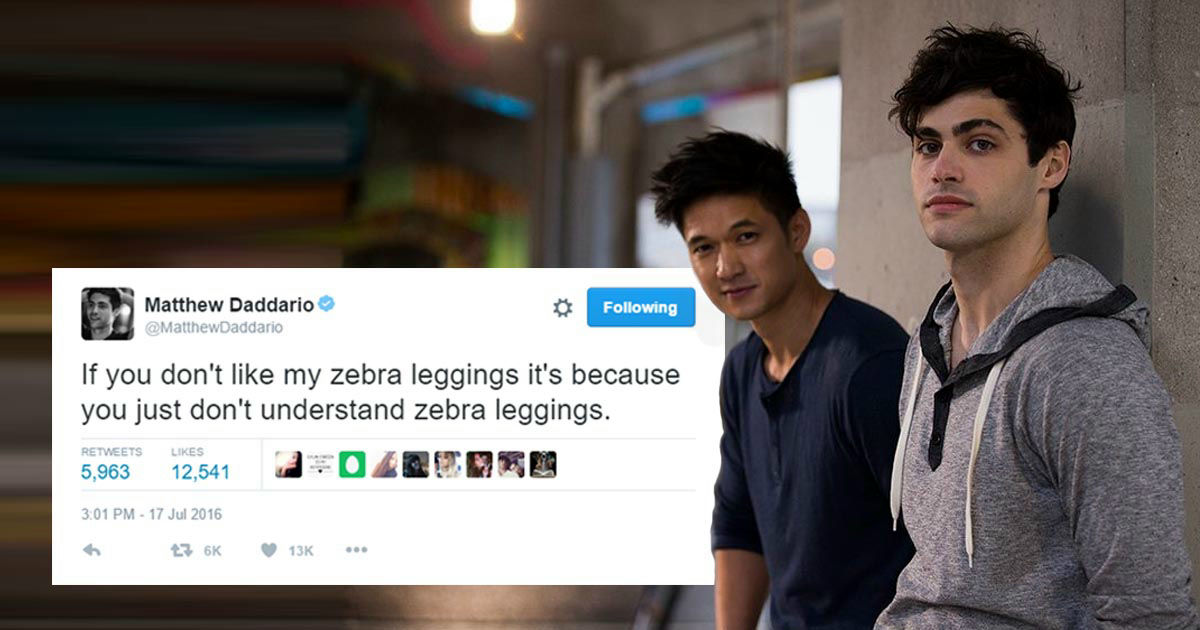 We Know Which Matthew Daddario Tweet You Are Based On Your Zodiac