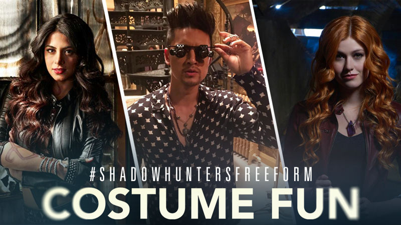 Shadowhunters - Need Halloween Inspiration? Shadowhunters Has You Covered! - Thumb
