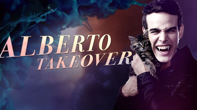 Shadowhunters - 14 Absolutely Hilarious Moments From Alberto's Takeover - Thumb