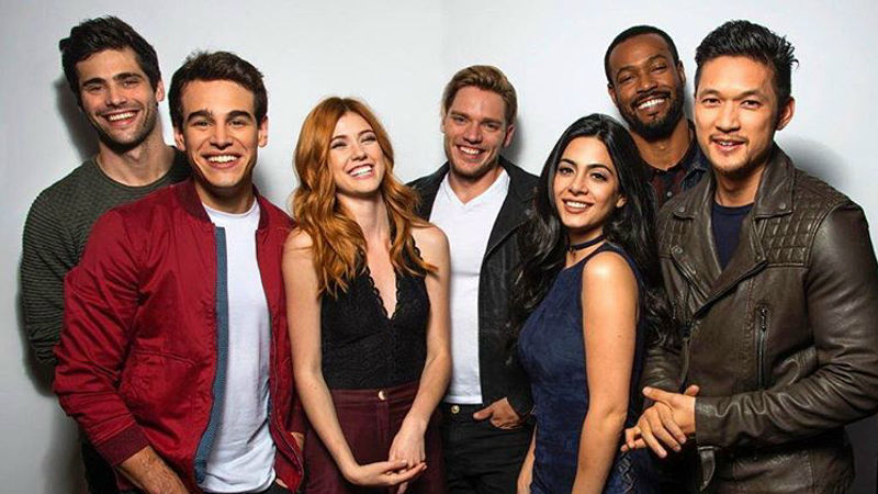 Shadowhunters - 15 Times The Shadowhunters Cast Slayed Us This Week Without Even Trying! - Thumb