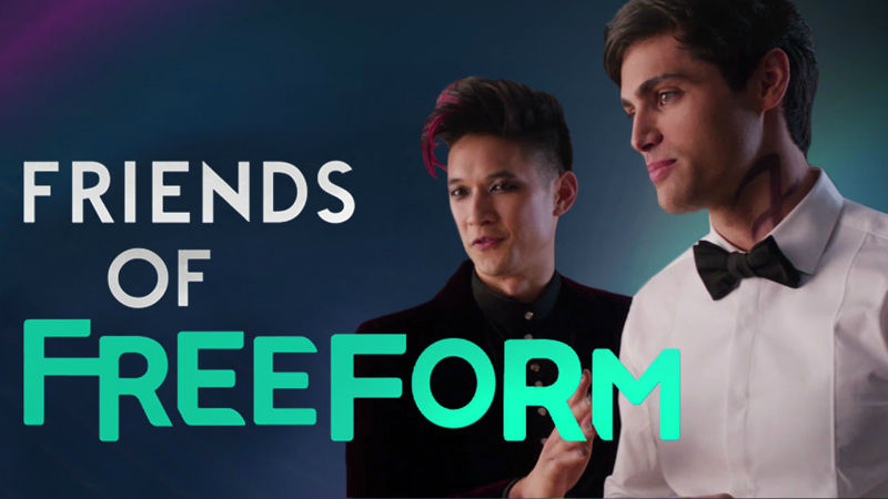 Shadowhunters - Watch This Beautiful Message From Freeform About Love And Being True To Yourself! - Up Next Thumb