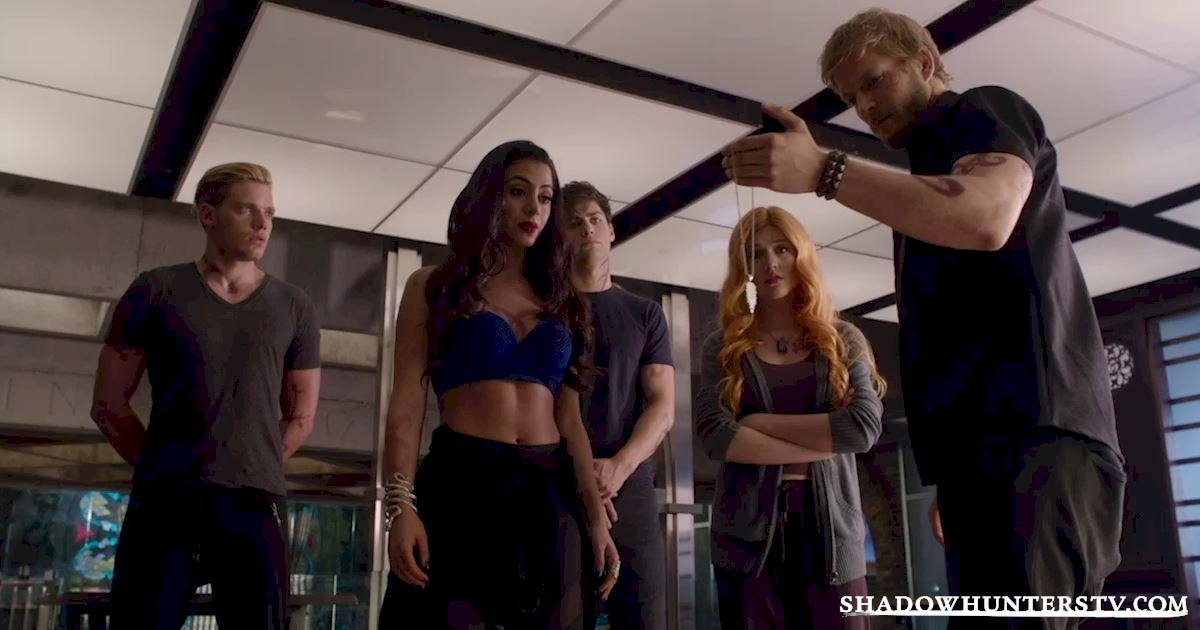 Shadowhunters - 32 Unbelievable Things We Learned From Episode 4 - 1009