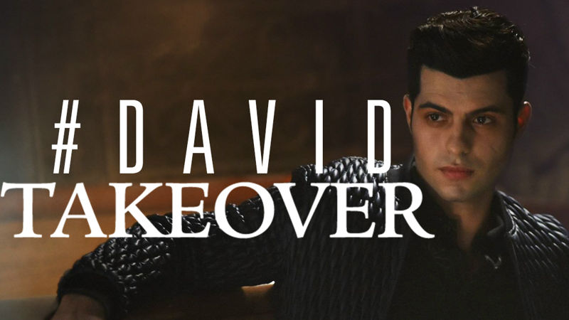 Shadowhunters - The Most Awesome Moments Of David Castro's Takeover! - Thumb