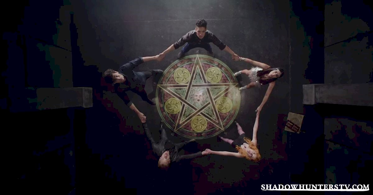 "Shadowhunters - Episode 104: ""Raising Hell"" Official Recap  - 1028"