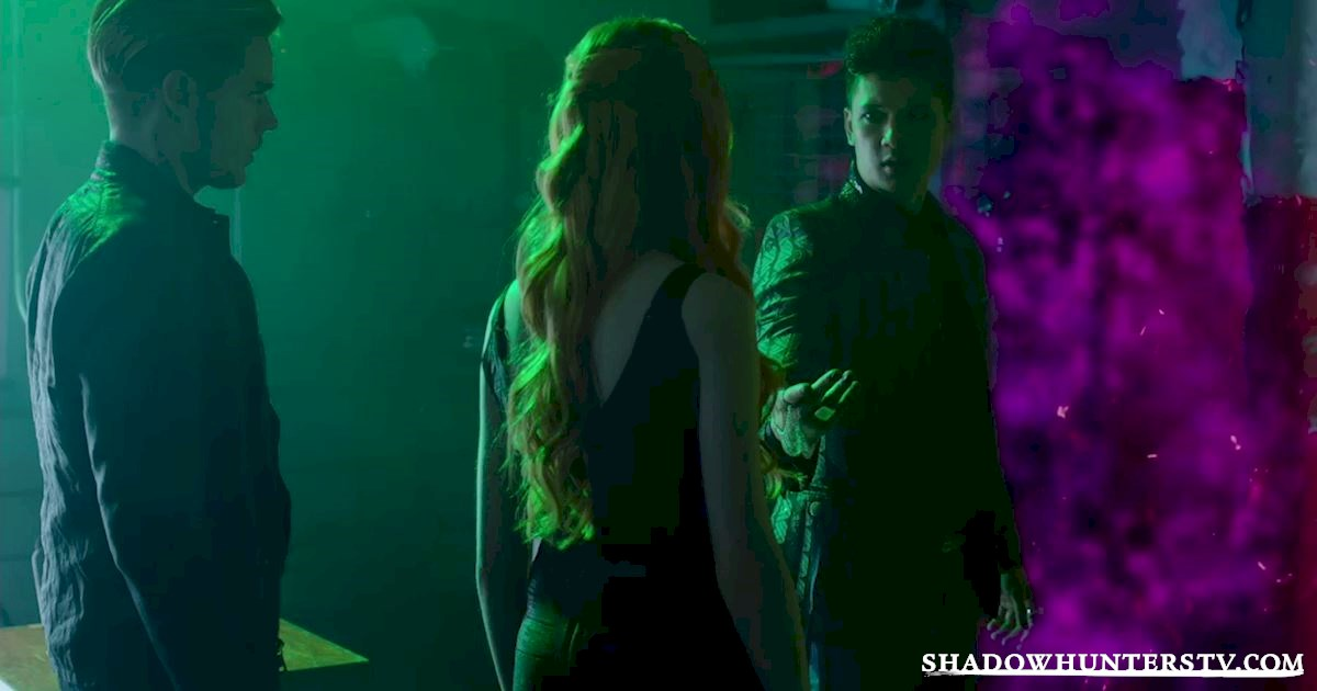 "Shadowhunters - Episode 104: ""Raising Hell"" Official Recap  - 1018"
