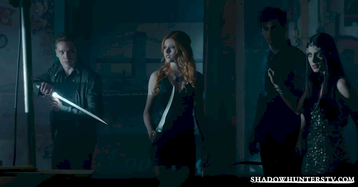 "Shadowhunters - Episode 104: ""Raising Hell"" Official Recap  - 1024"