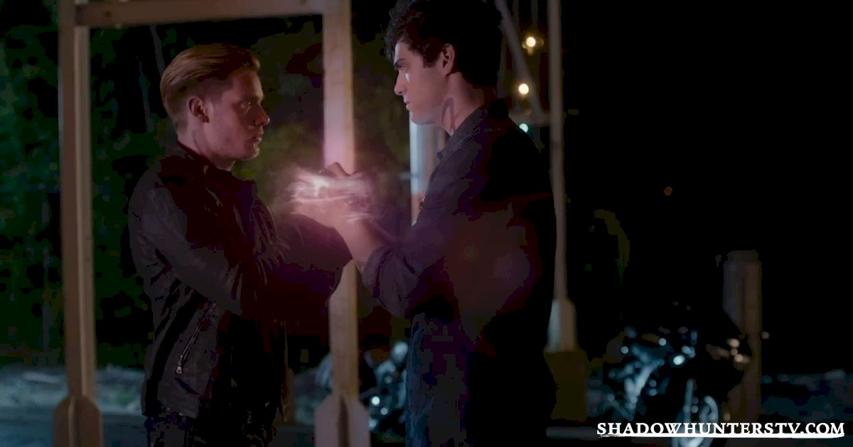 "Shadowhunters - Episode 104: ""Raising Hell"" Official Recap  - 1022"