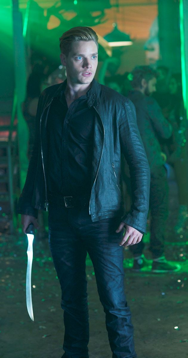 Shadowhunters - [PHOTOS] Jace Wayland: In All His Angelic Glory! - 1005