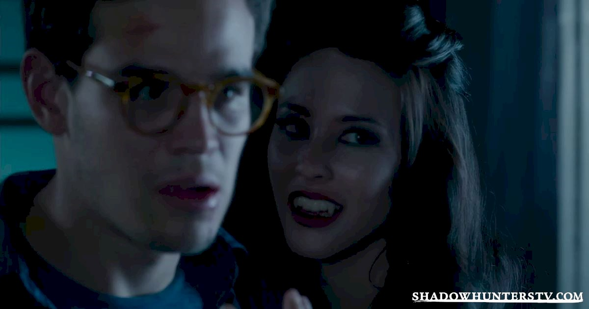 "Shadowhunters - Episode 104: ""Raising Hell"" Official Recap  - 1005"