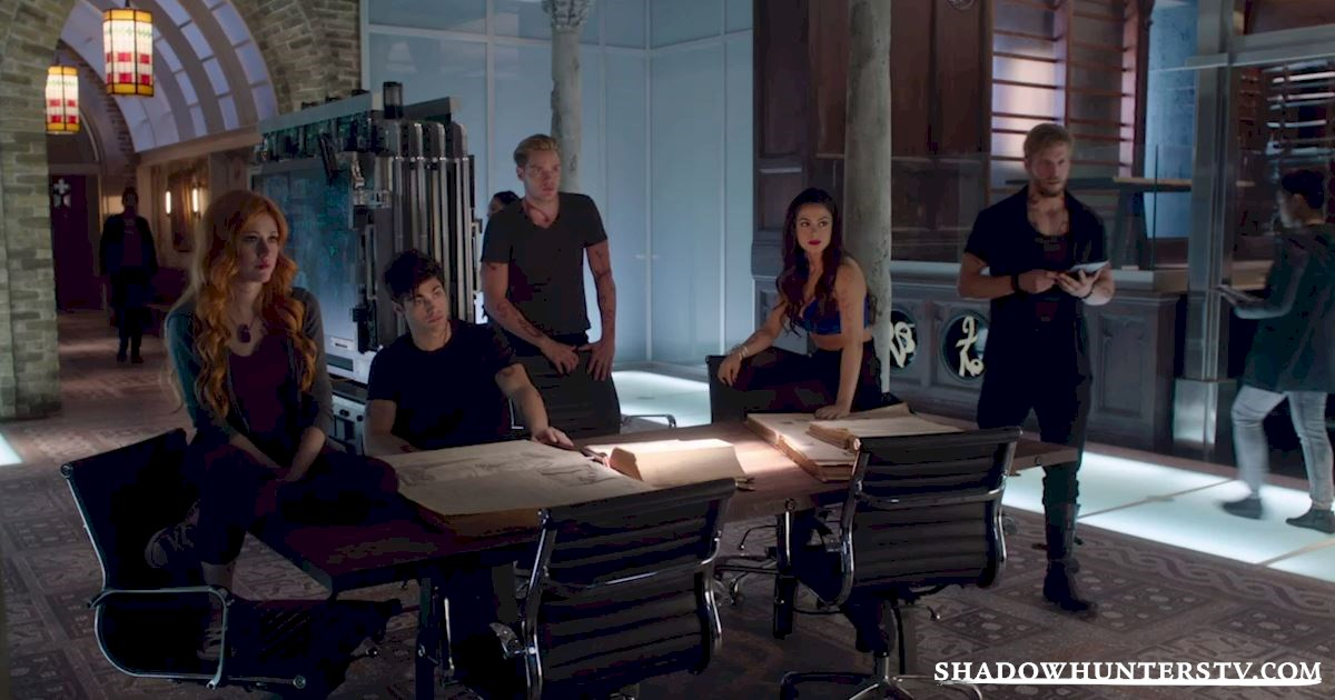 "Shadowhunters - Episode 104: ""Raising Hell"" Official Recap  - 1009"