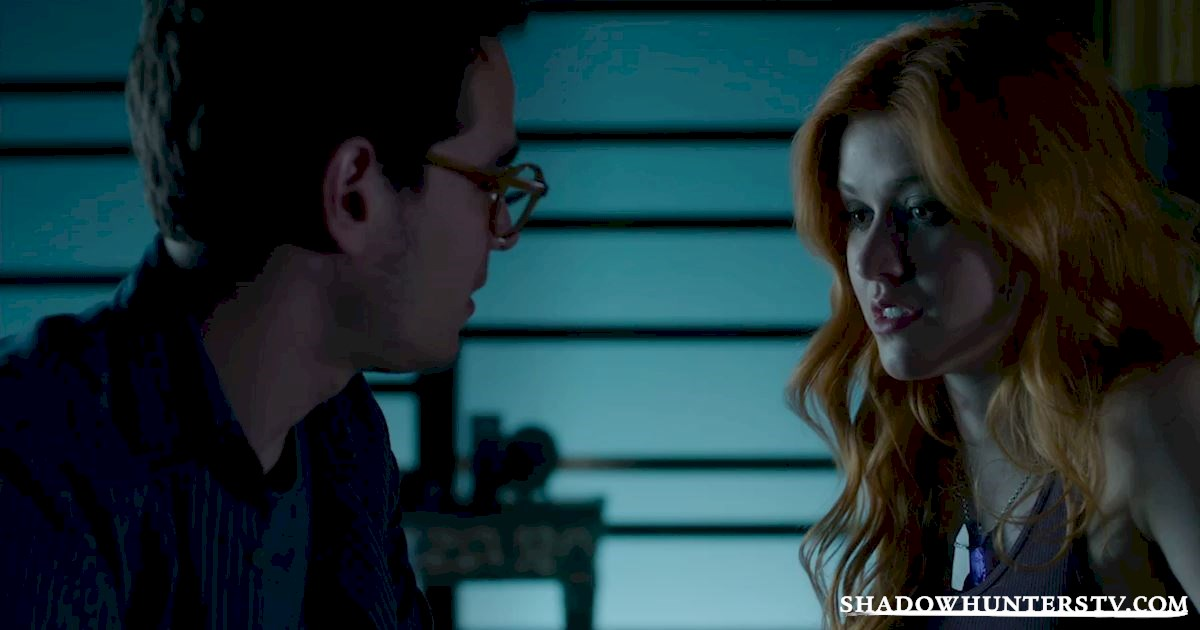 "Shadowhunters - Episode 104: ""Raising Hell"" Official Recap  - 1003"