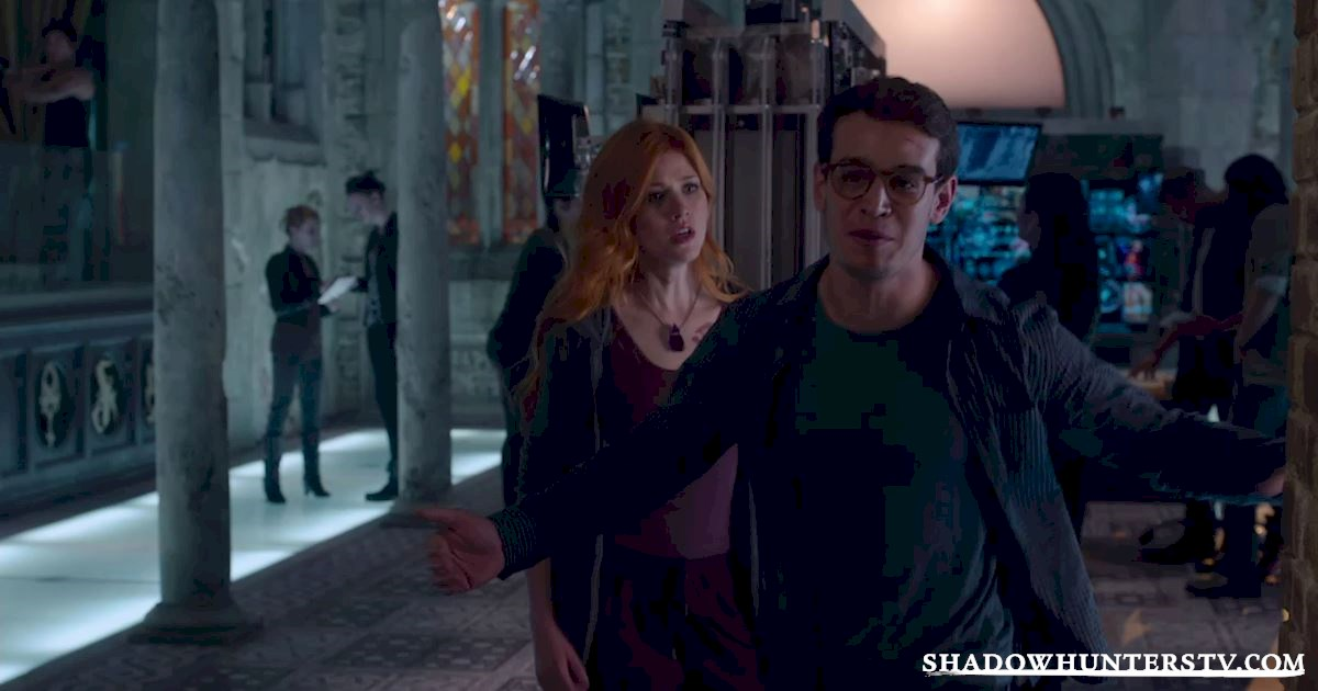 "Shadowhunters - Episode 104: ""Raising Hell"" Official Recap  - 1007"