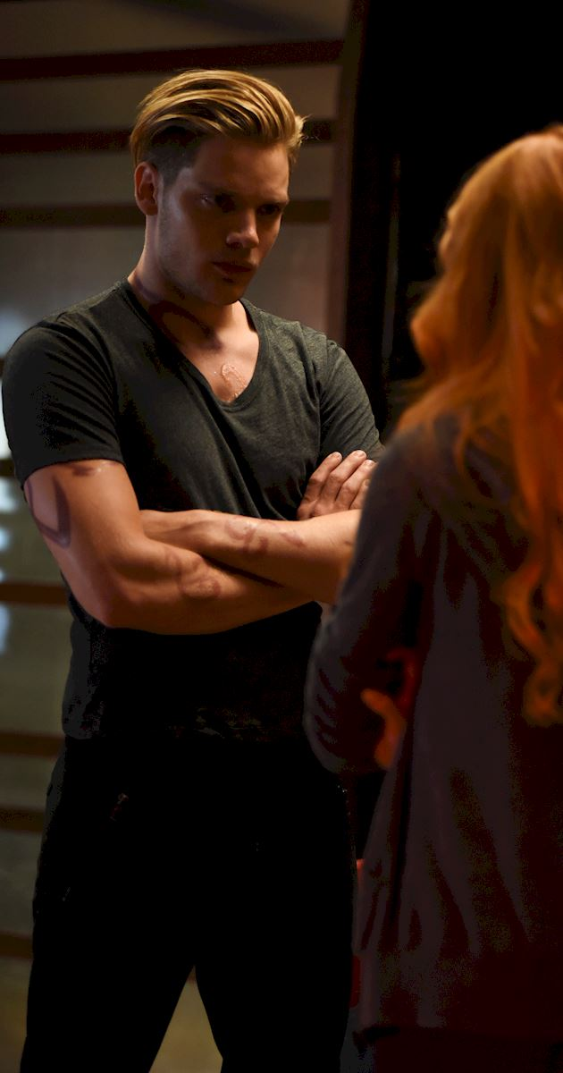 Shadowhunters - [PHOTOS] Jace Wayland: In All His Angelic Glory! - 1004