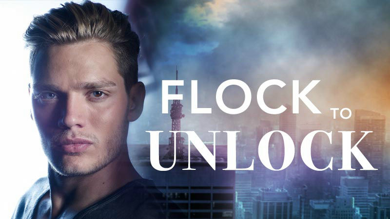 Shadowhunters - Unlock The Official Jace Poster For Season 2 By Tweeting Us With This Hashtag! - Thumb