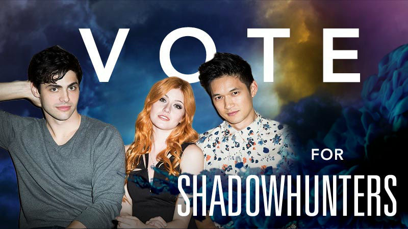 Shadowhunters - Shadowhunters Is Nominated For A People's Choice Award! It's About Time! - Thumb