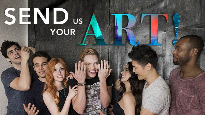 Shadowhunters - Shadowhunters Fandom: We Want To See Your Fan Art! - Thumb