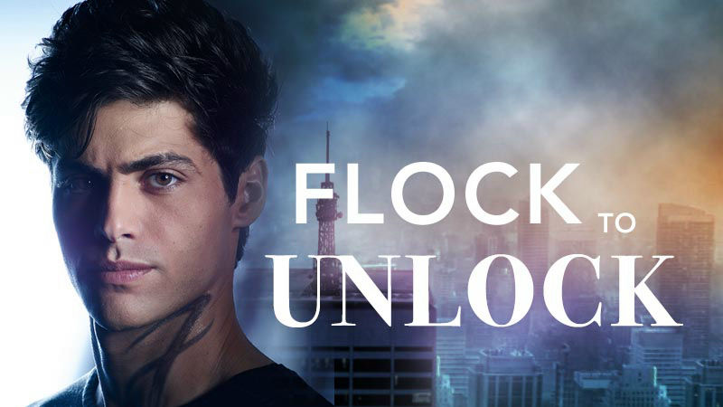 Shadowhunters - Unlock The Official Alec Poster For Season 2 By Tweeting Us With This Hashtag! - Thumb