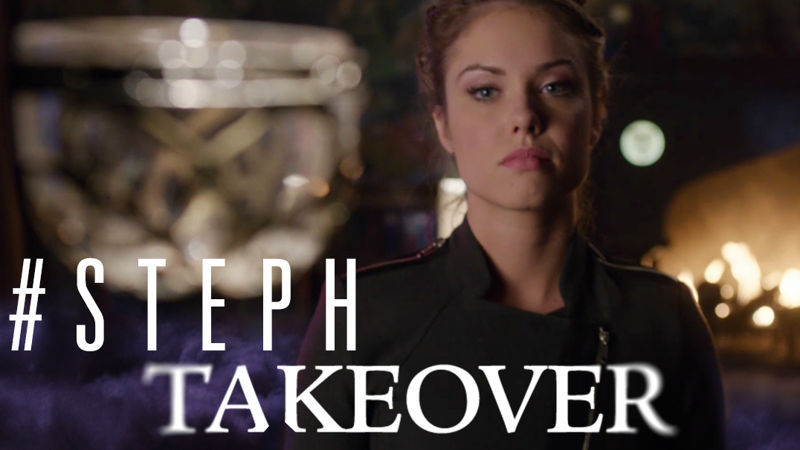 Shadowhunters - 21 Incredible Moments From Stephanie's Takeover! - Thumb