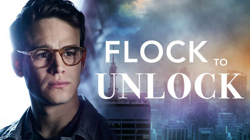 Shadowhunters - Unlock The Official Simon Poster For Season 2 By Tweeting Us With This Hashtag! - Thumb