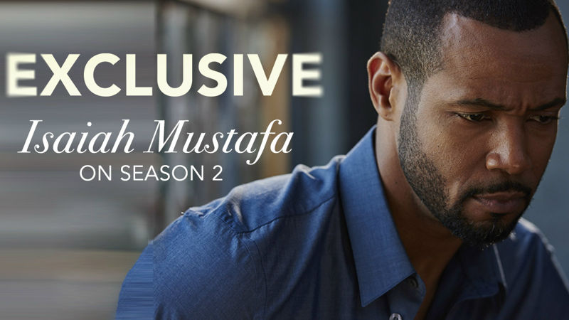 Shadowhunters - Exclusive Video Of Isaiah Mustafa Telling Us About His Character In Season 2! - Thumb