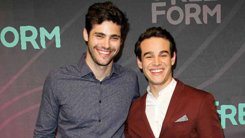 Shadowhunters - Our 20 Favorite Moments Of Matt And Alberto's Tumblr Q&A - Thumb