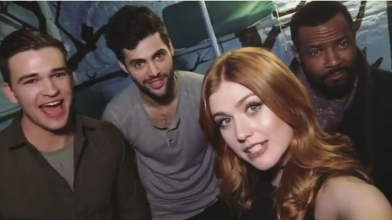 Shadowhunters - The Cast Of Shadowhunters And Beyond Went To Denver For The Screening Event! - Thumb