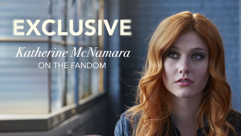 Shadowhunters - Exclusive Video: Katherine McNamara Has A Message For All The Shadowhunters Fans! - Thumb