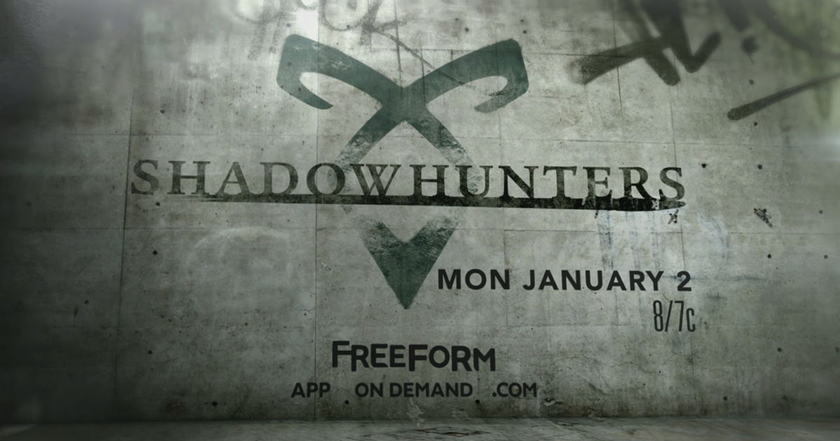 Shadowhunters - You Are Not Officially Ready For Season 2 Until You've Watched This Video! - 1002