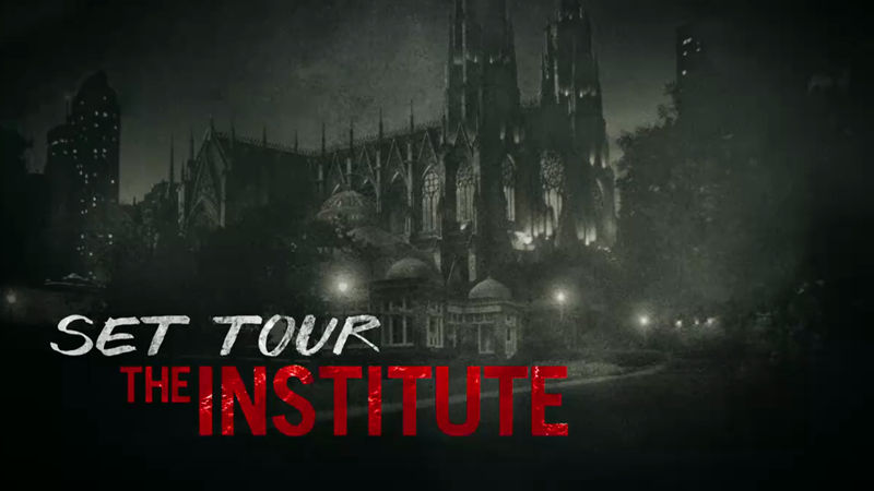 Shadowhunters - We Got An Exclusive Tour Of The Institute Set And Were Completely Blown Away! - Thumb