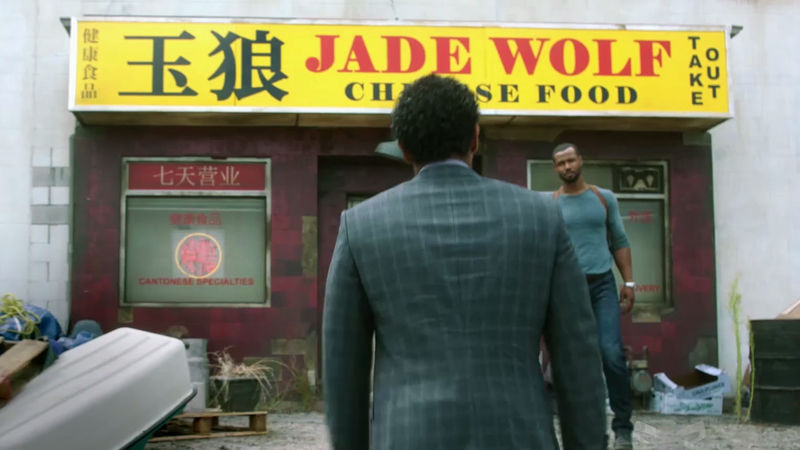 Shadowhunters - Missing Luke? This Look At The New And Improved Jade Wolf Will Cheer You Up! - Thumb